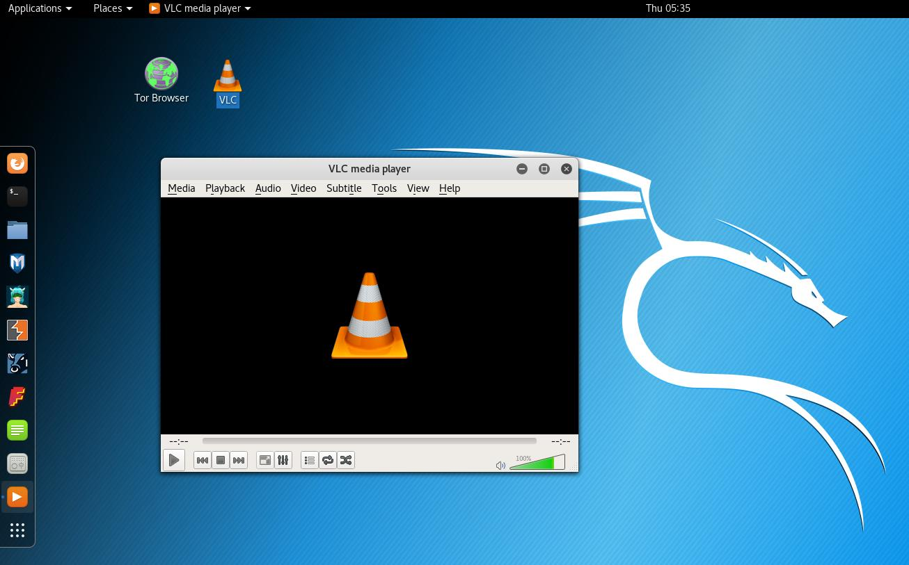 How to install and run VLC, Google Chrome, and Chromium on Kali