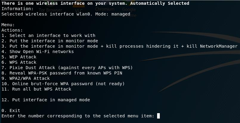 Automated Pixie Dust Attack: receiving WPS PINs and Wi-Fi