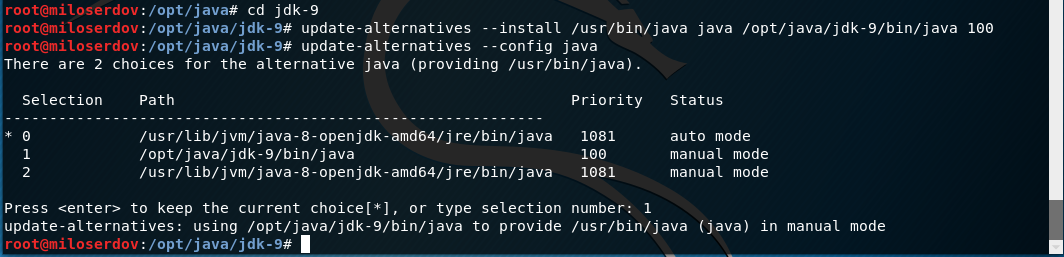 How to install Java 9 (JDK 9, JRE 9) on Linux - Ethical