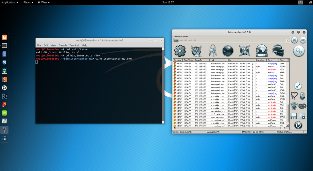 BlackArch / Arch Linux - Ethical hacking and penetration testing