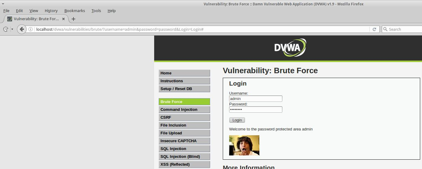 Brute force website login page using patator - Ethical hacking and