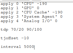 CPU Undervolting in Linux - Ethical hacking and penetration