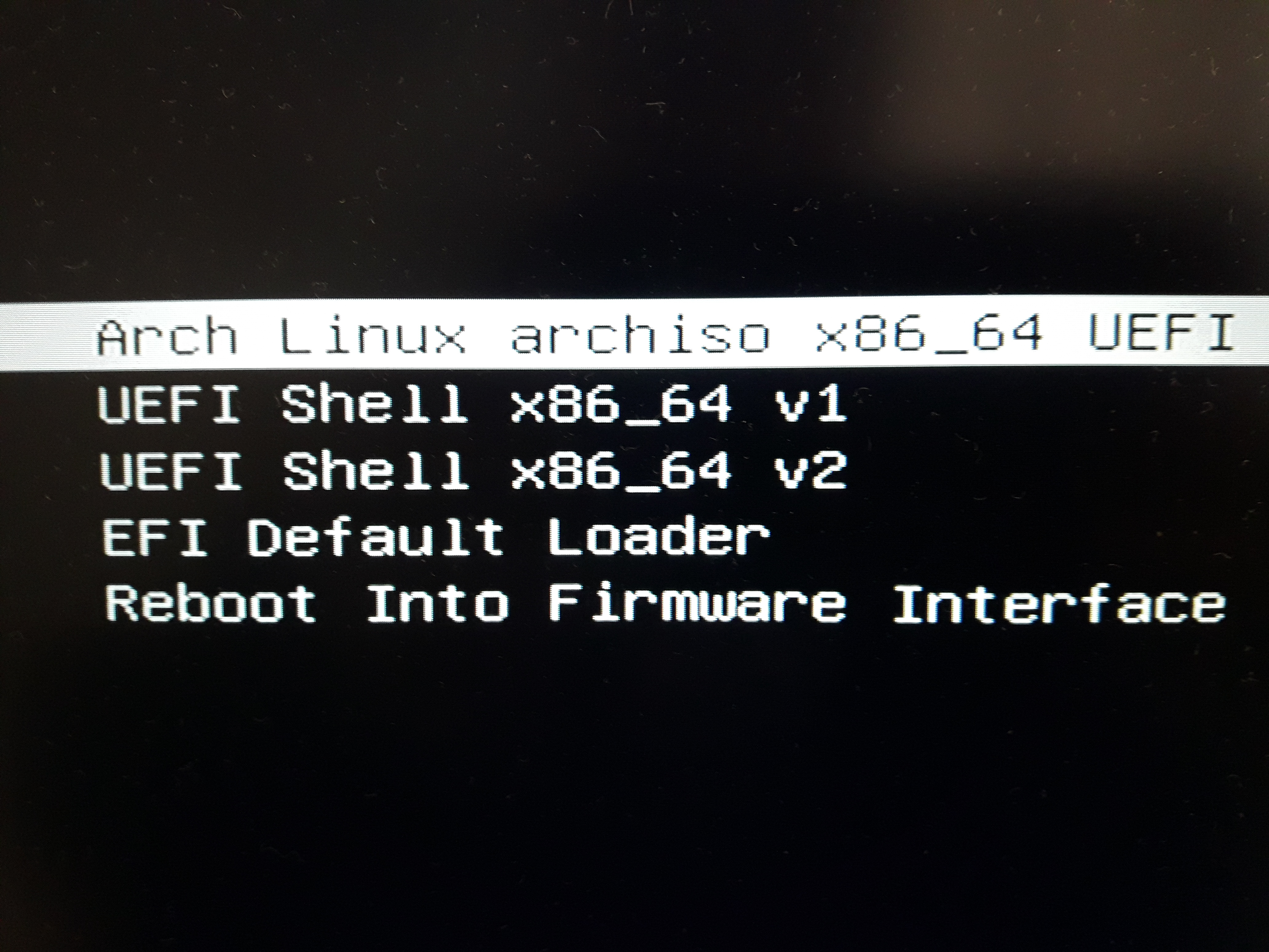 Comprehensive step by step guide to install Arch Linux